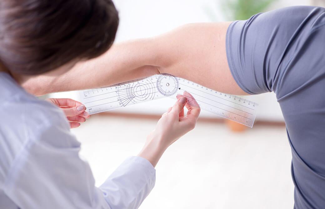 あなたの身体の伸展可動域はどのぐらいですか?