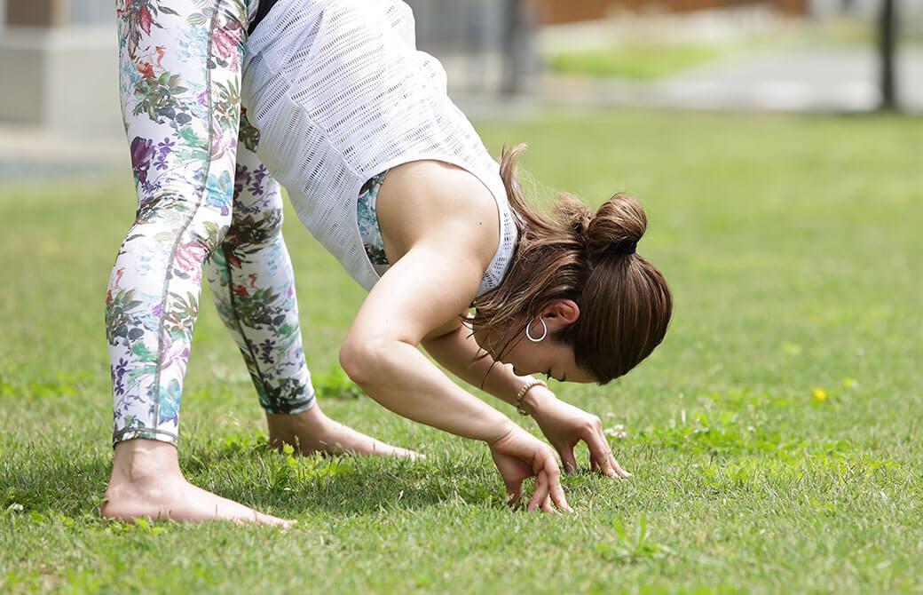脚が極端に細く踏ん張れない方は、体力も乏しく自分を保つことができない