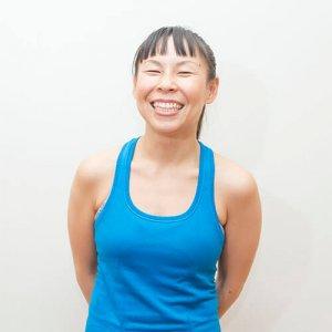 片岡まり子 えびすヨガスタジオ主宰 ヨガインストラクター