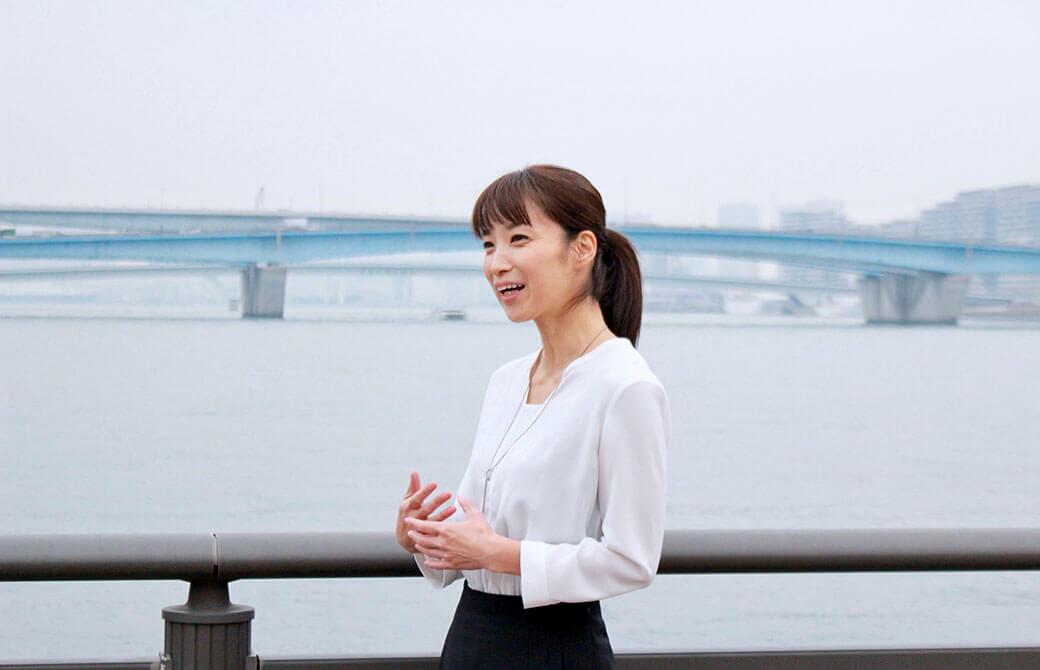 フリーアナウンサー兼ヨガインストラクターの植村智子さん