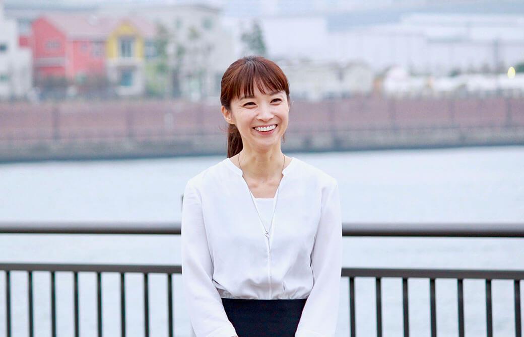 フリーアナウンサー兼ヨガインストラクターの植村智子さんにインタビュー