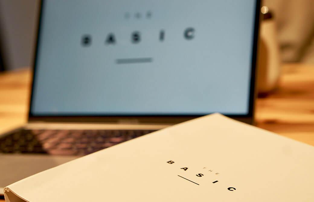 「THE BASIC」はテキストも細部まで涼子先生のこだわりが詰まっている