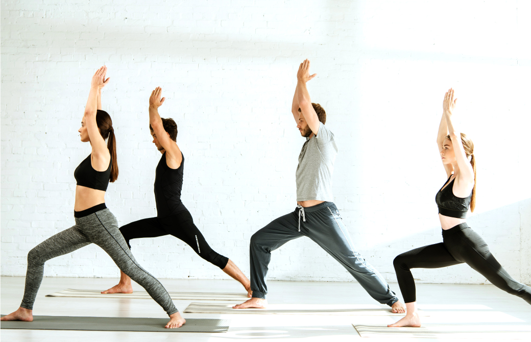 ヨガで柔軟性が高まるのは、身体を正しく動かせるから