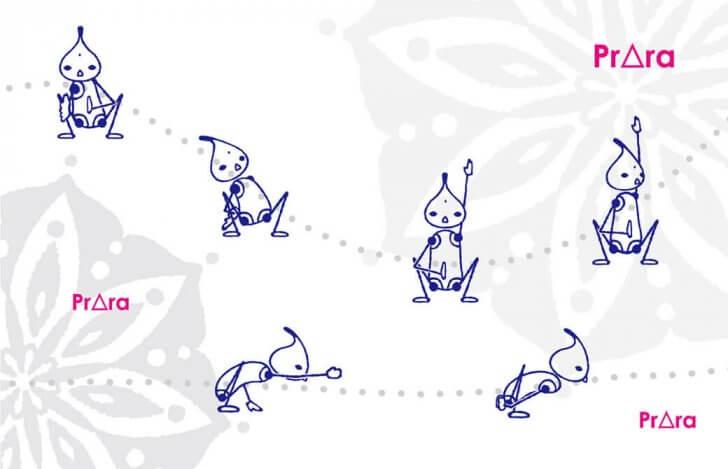 マーラーサナのバリエーション!股関節の柔軟性を高め、腹筋を強化