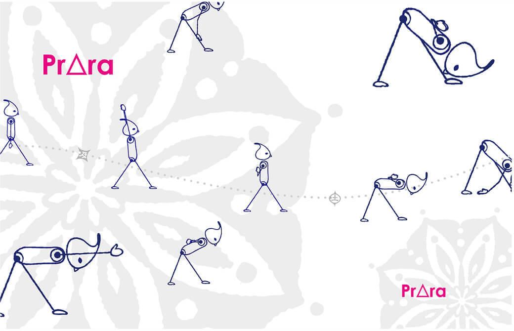 三角前屈、パールシュボッターナーサナの最大のポイントとは?