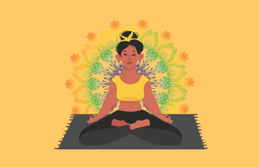 自分の時間、瞑想こそが心の光
