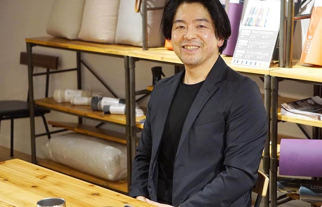 皇村昌季さんインタビュー