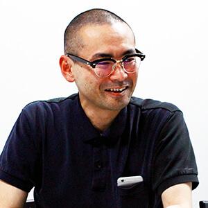 中野輝基プロフィール写真