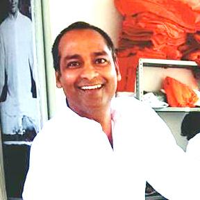 スニール・シャルマ先生プロフィール画像