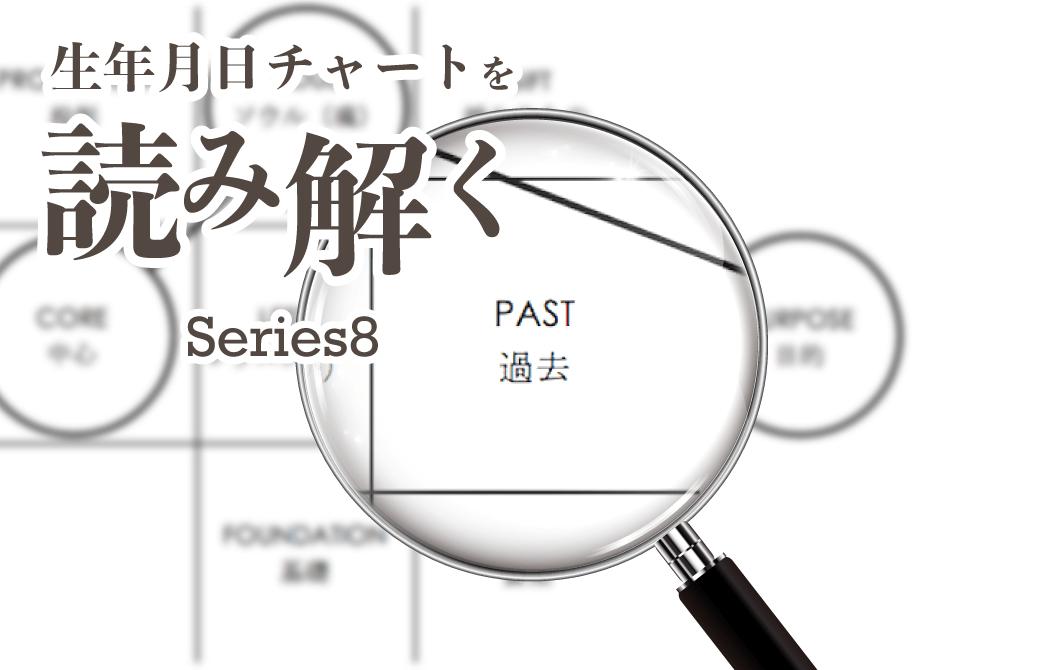 生年月日チャートを読み解くシリーズ8【パストナンバー編】