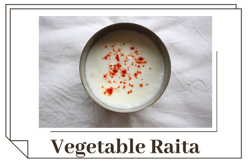 野菜のライタ