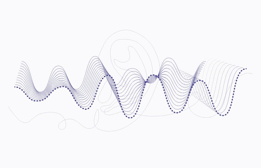 呼吸の波動は、どんな音?