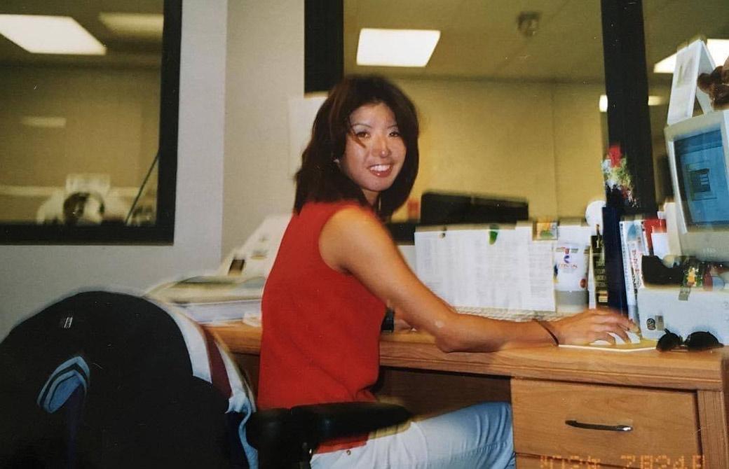 アシスタントアスレティックトレーナー1年目のオフィス