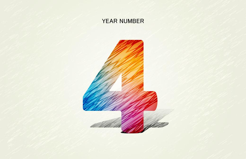 2021年に向けて、イヤーナンバー「4」をどう締め括る?