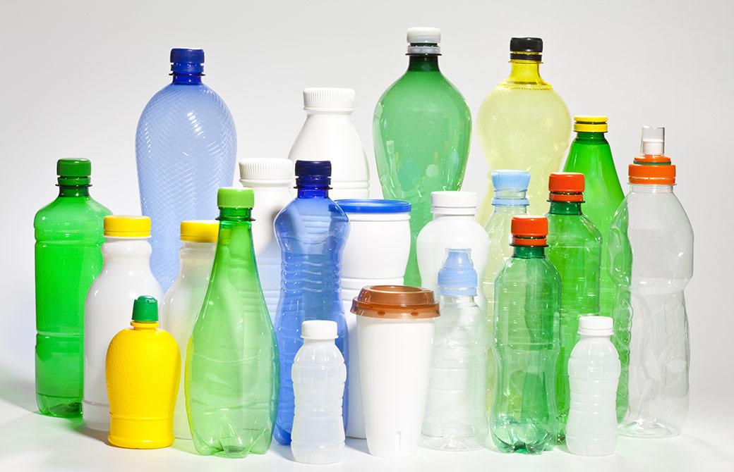 プラスチックボトルやペットボトル