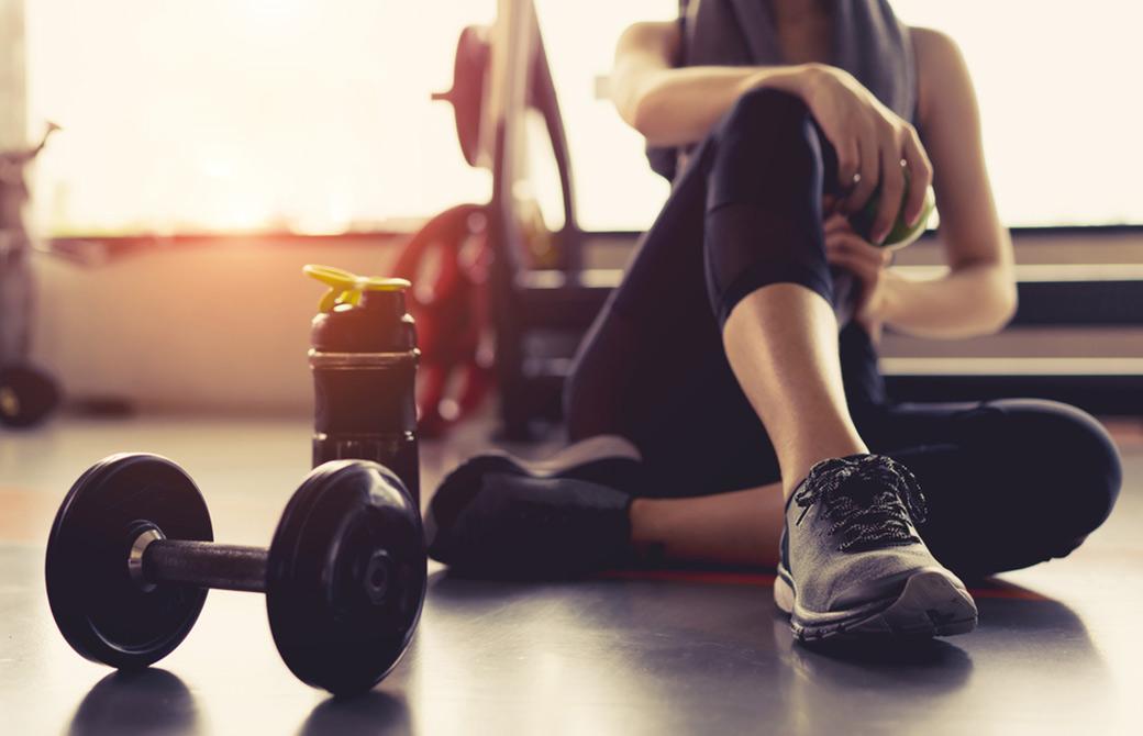 ヨガとトレーニングの違いは?