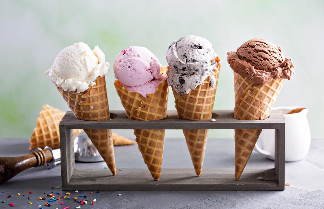 アイスクリームで幸せを説明してくれたグルジ