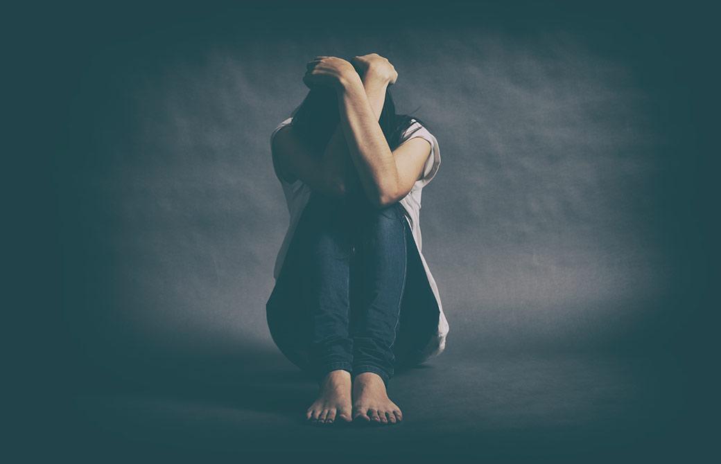 鬱病は心の骨折とも言われる