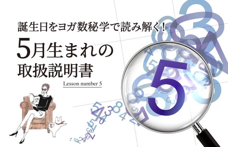 マダムYUKOと猫と数字のイラスト