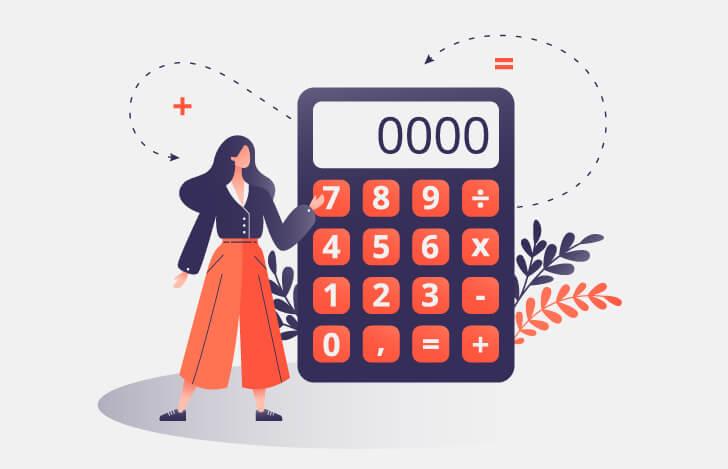 ヨガ数秘学であなたの人生を示す9つの数字を計算する