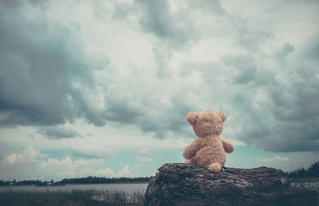 辛いこと、苦しいことがあったとき、あなたは自分になんて声をかけますか?