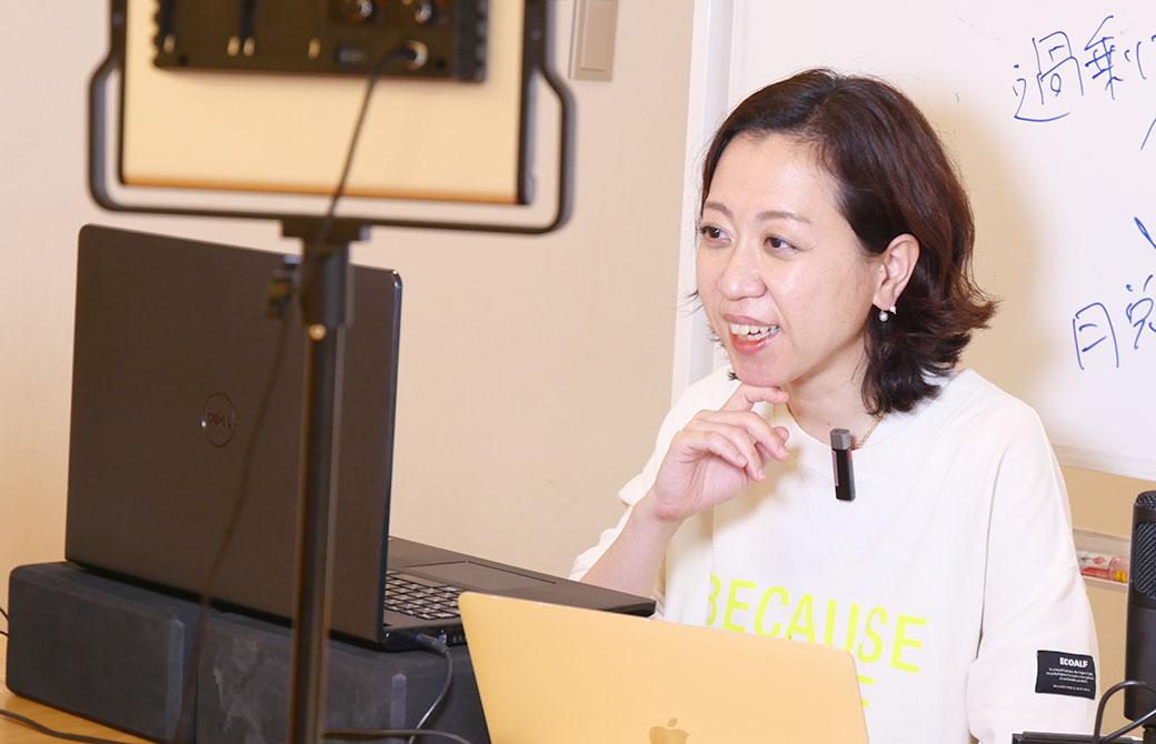 ヨガ×心の基礎知識を担当してくれる松島幸恵先生