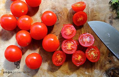 トマトカット