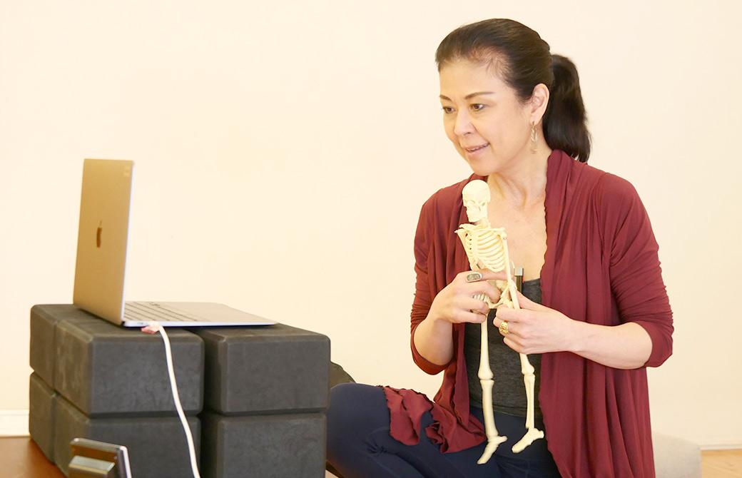 ブリッジプログラムはオンラインで開催です。