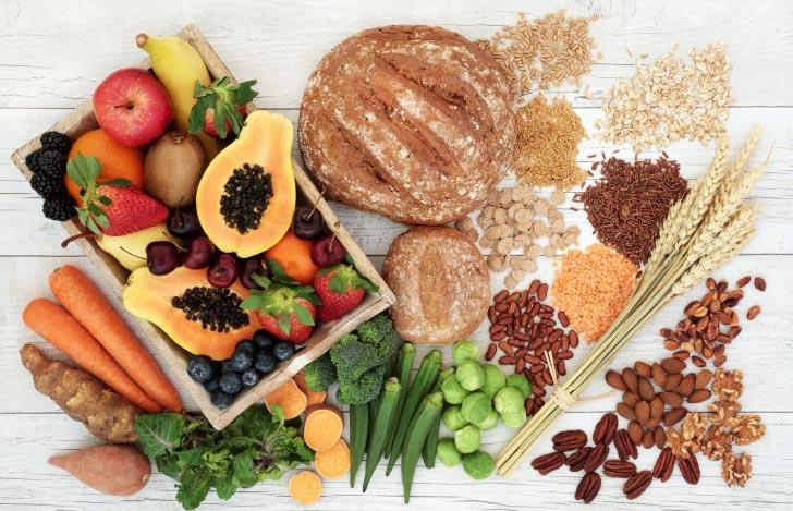 中医学的に健康に良いとされている食品たち