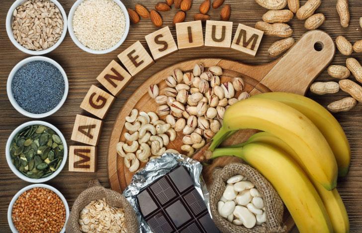 マグネシウムを多く含む食品たち
