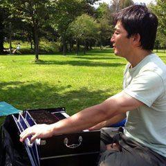 カルティケーヤ中野 – 北海道で活躍するヨガインストラクター