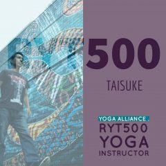TAISUKE – 千葉県で活躍するヨガインストラクター